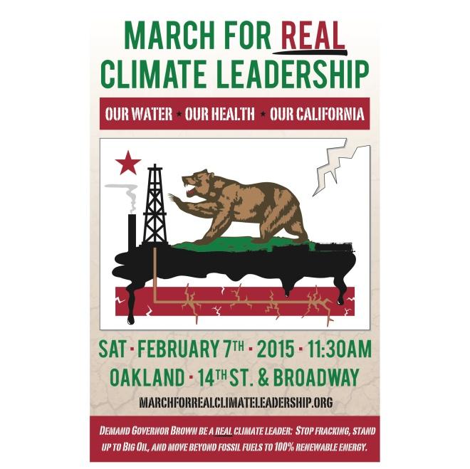 MarchForeRealClimateLeadership_poster thumb clean